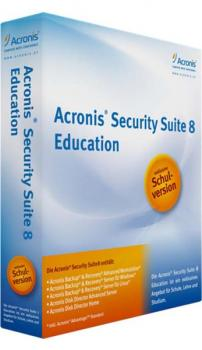 Acronis SecuritySuite 8.0 SV A+B ESD