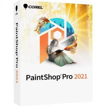Corel Paint Shop pro 2021 16er Klassenraumlizenz dt. ESD