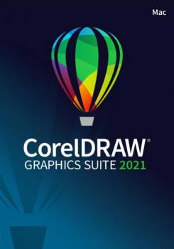 CorelDRAW Graphics Suite 2021 MAC EDU Einzellizenz ESD