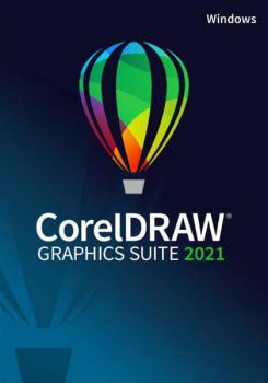 CorelDRAW Graphics Suite 2021 WIN EDU Einzellizenz ESD