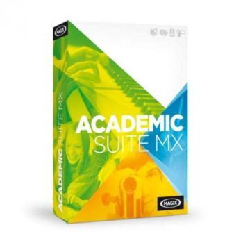 Magix Academic Suite MX dt. SV ESD