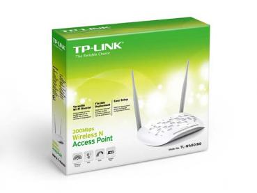 TP-LINK-Access Point 300M WLAN  QoS