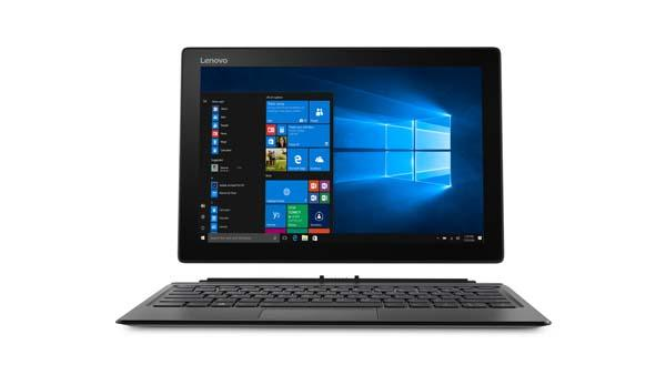 Lenovo-Tablet MIIX 520, Intel i3-7130U, 12,2, 128GB, Windows 10 Pro, Campus
