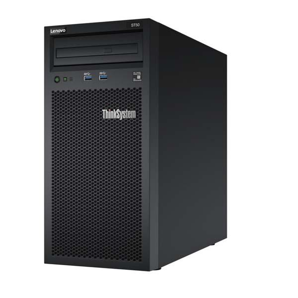 Lenovo-Server ThinkSystem ST50, Xeon E-2124G, 8GB, 2x1TB HDD
