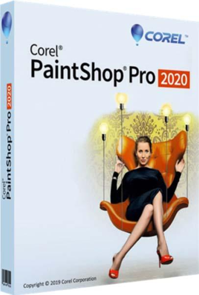 Corel Paint Shop pro 2020 16er Klassenraumlizenz dt. ESD